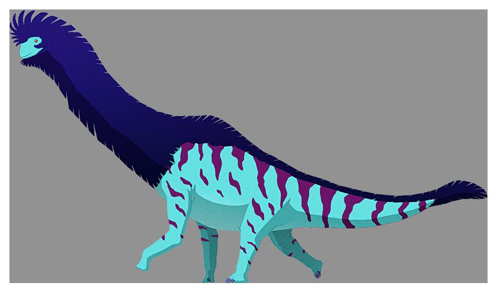 Island Weirdness #02 – Europasaurus holgeri