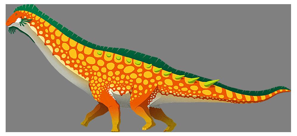 Island Weirdness #05 – Magyarosaurus dacus