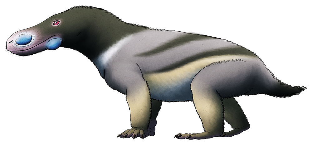 Weird Heads Month #30: Lumpy-Faced Synapsids